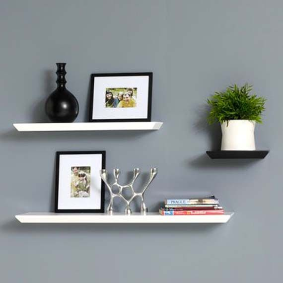 25 Best Ideas About Unique Wall Shelves On Pinterest Unique
