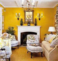 Best 25+ Yellow living room paint ideas on Pinterest ...