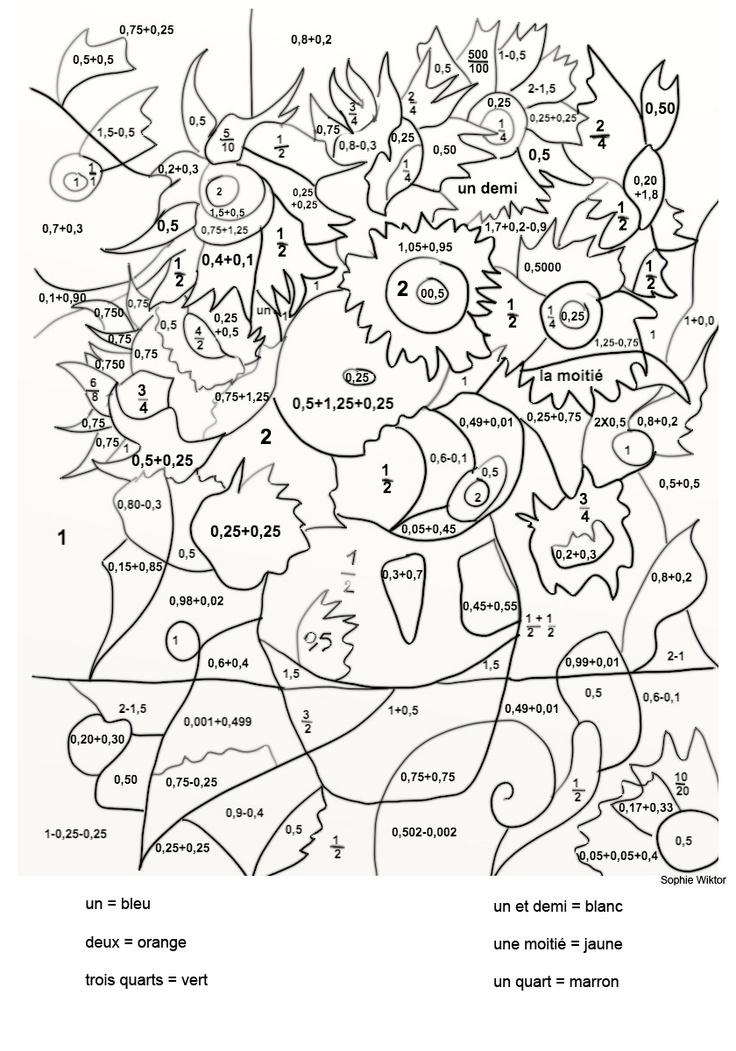 25+ best Jeux de coloriage magique ideas on Pinterest