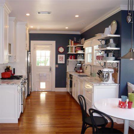 dark navy blue kitchen walls 25+ best ideas about Blue walls kitchen on Pinterest