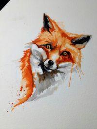 Fox tattoo   tattoo & illustrations   Pinterest ...