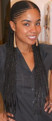 box braids senegalese