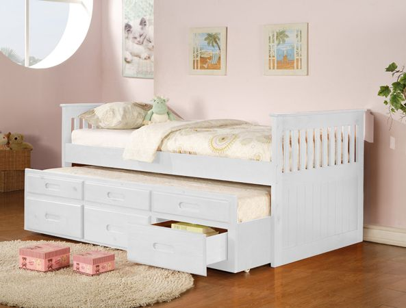 1000 Ideas About Twin Bed With Trundle On Pinterest Bed