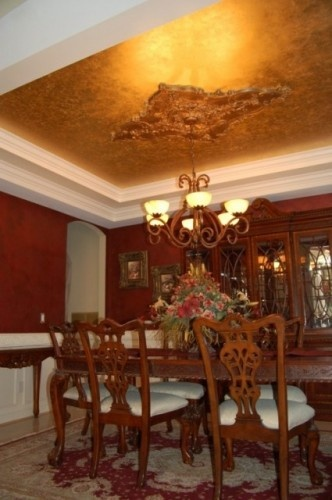 37 best images about Dining Room IdeasFurniture and ceilings on Pinterest  Dining rooms Room