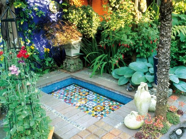 20 Best Images About Moroccan Garden On Pinterest Gardens Wood