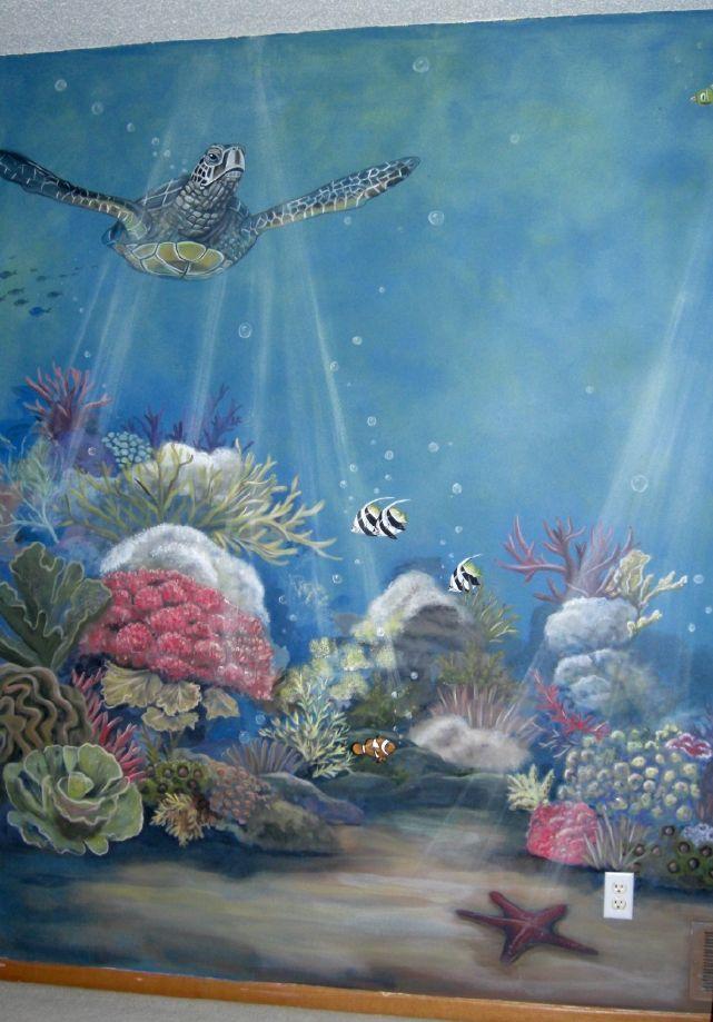 25+ best ideas about Ocean Themed Nursery on Pinterest