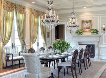 17 Best ideas about Elegant Dining Room on Pinterest ...