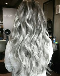 1000+ ideas about Gray Hairstyles on Pinterest   Short ...