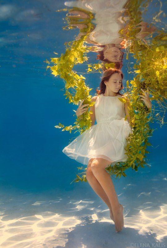 by Elena Kalis ..Underwater