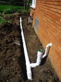 25+ best ideas about Underground drainage on Pinterest ...