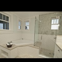 Similar configuration with glass shower stall | Bathroom ...