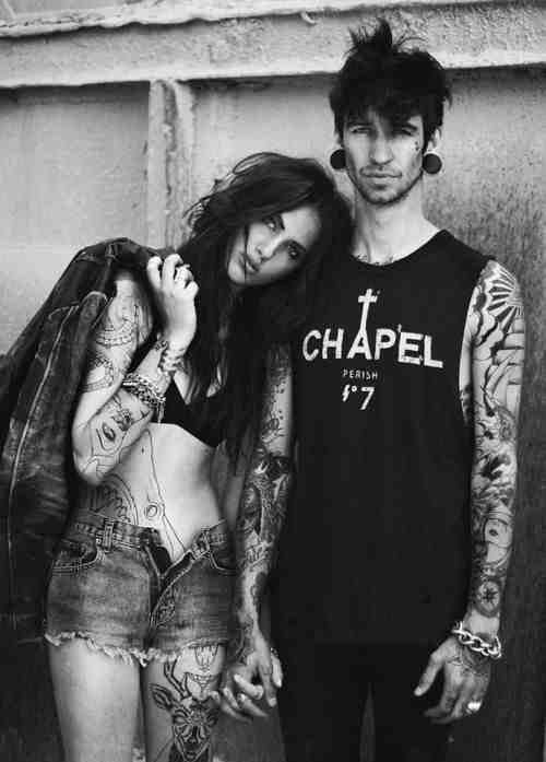 20 Best Images About Ink Couples On Pinterest  Her Hair