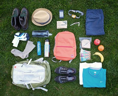 Gear Check Essentials for a Day Hike  jadore