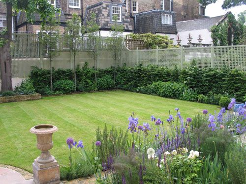 16 Best Images About Garden Boundary Wall Planting On Pinterest