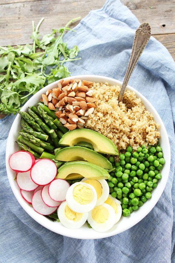 25 best ideas about Salad Bowls on Pinterest Quinoa