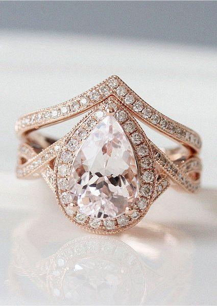 25 best Unique Wedding Rings ideas on Pinterest  Wedding