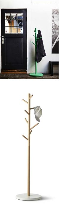 IKEA PS 2014 Hat and coat stand, green | Ikea Ps 2014 ...