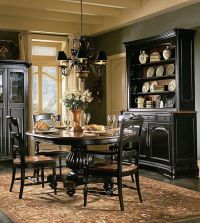 17 Best ideas about Black Dining Tables on Pinterest ...