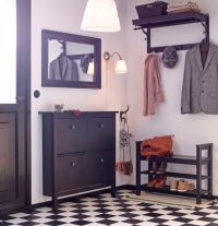Hemnes | The christmas, Entrance and Entryway