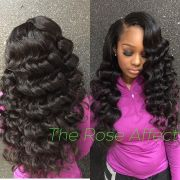 ideas sew in hairstyles
