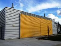 corrugated Architectural Metal Siding | Morin Metal wall ...