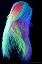 sta neon hair color iderna