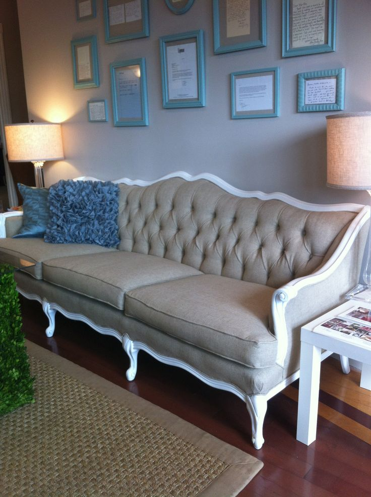 Best 25 Antique sofa ideas on Pinterest