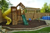 25+ best ideas about Backyard Playground on Pinterest ...
