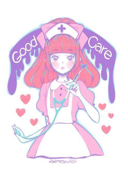 Melanie Martinez Wallpaper Cute Pixel Ayame Shiroi Nurse Medical Cute Kawaii Kawaii
