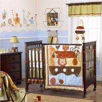 CoCaLo Noah and Friends | Noah's Ark Crib Bedding ...