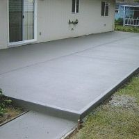 Only best 25+ ideas about Cement Patio on Pinterest ...