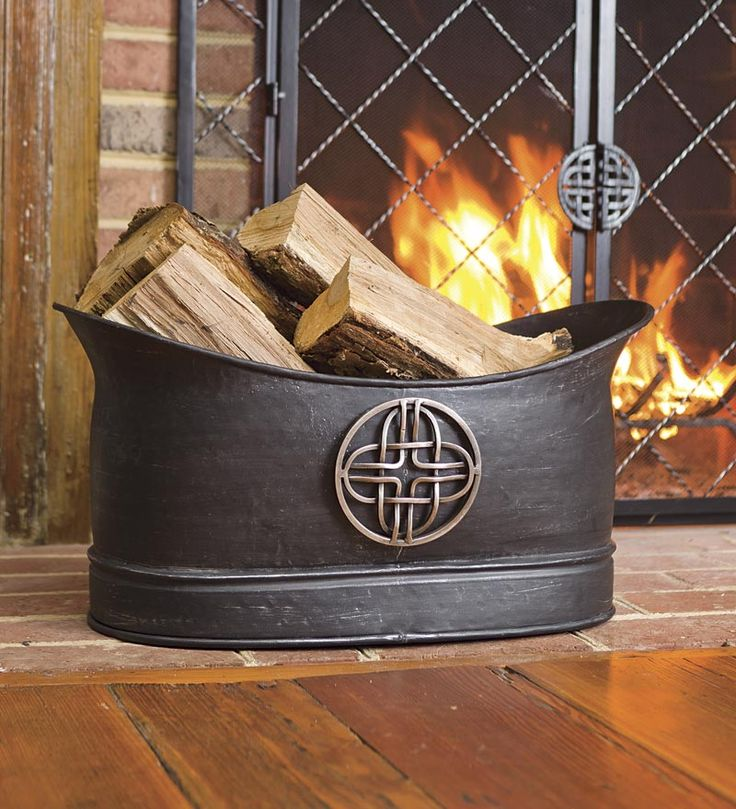 26 best images about Firewood Accessories on Pinterest  Celtic knots Buckets and Firewood