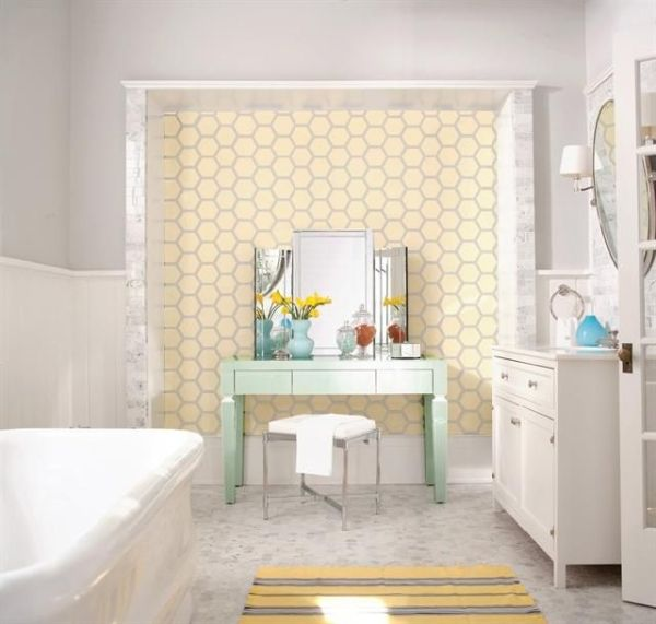 soft yellow bathroom ideas 17 Best images about Mellow Yellow on Pinterest | Mediterranean kitchen, Cabinets and Neutral