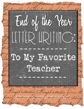 25 best Teacher Letters trending ideas on Pinterest