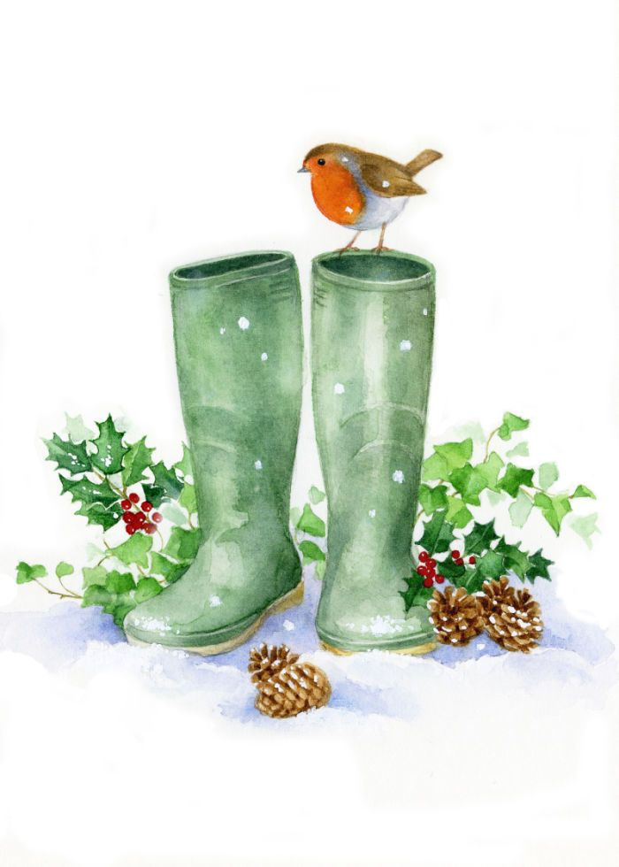 188 Best Images About Shoes Boots Illustrations On