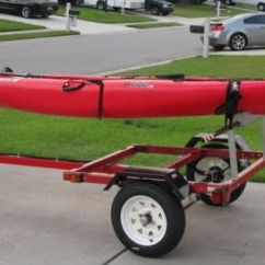 Fishing Chair Heavy Duty Ergonomic Back Support Cushion Kayak Trailer Complete - Except For Fine Tuning Kayakfishingstuff.com Community Forums | ...