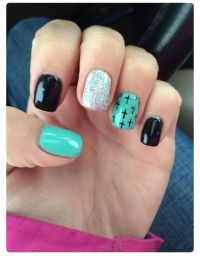 17 Best ideas about Turquoise Nail Designs on Pinterest ...