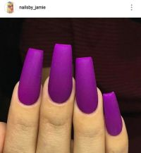 The 25+ best Long square nails ideas on Pinterest | Square ...