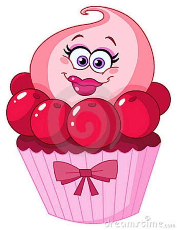 cartoon sweets