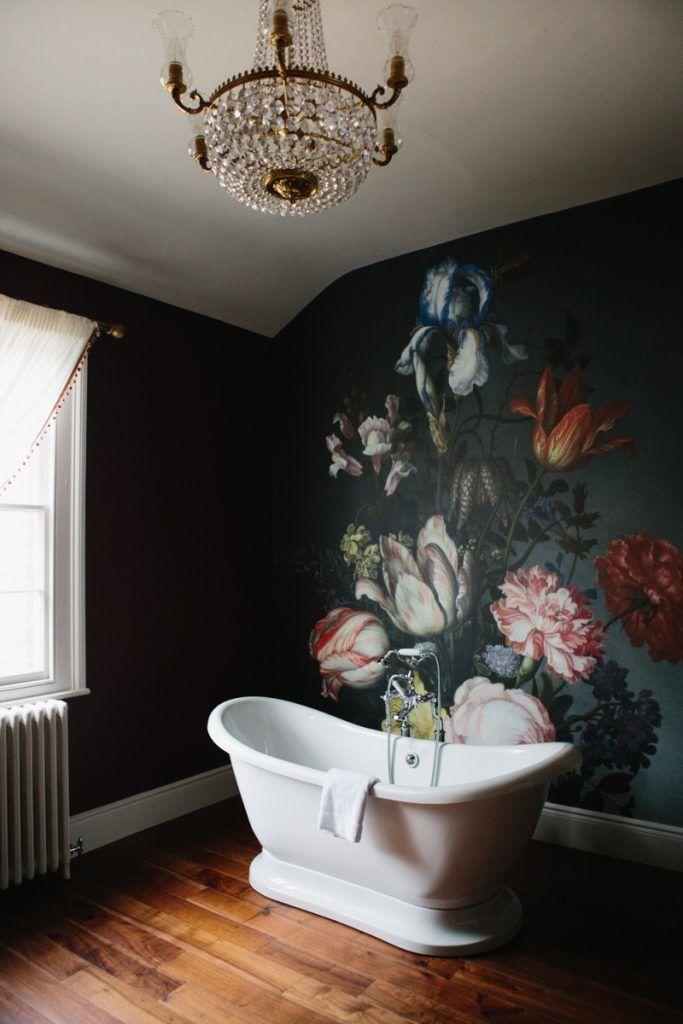 25+ Best Ideas about Bathroom Mural on Pinterest