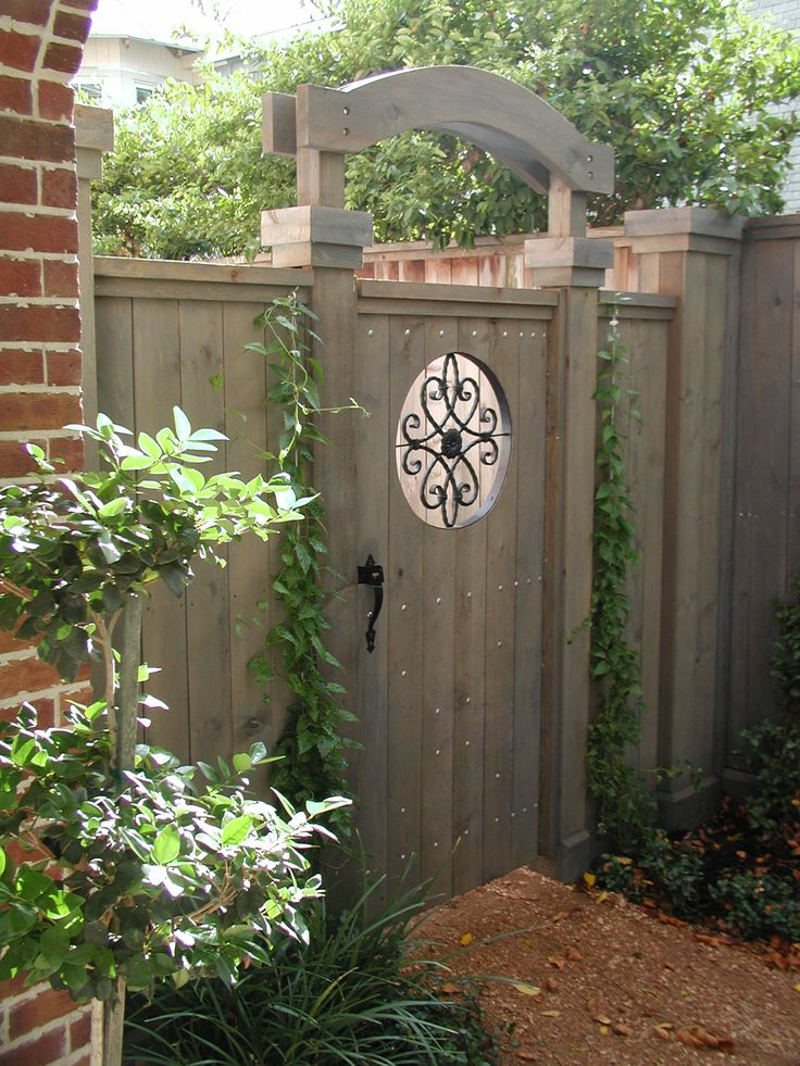 25 Best Ideas About Garden Gates On Pinterest Gates Yard Gates