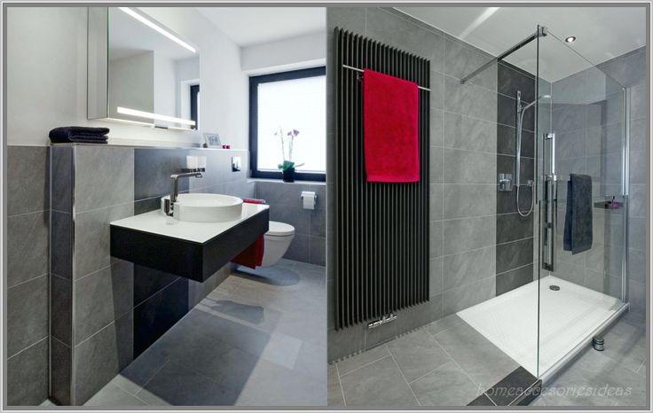 Anthrazit Bad Mit Mosaik Interior Design 2015 Badezimmer Fliesen Design Schwarz Wei  http