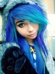 9 emo hair