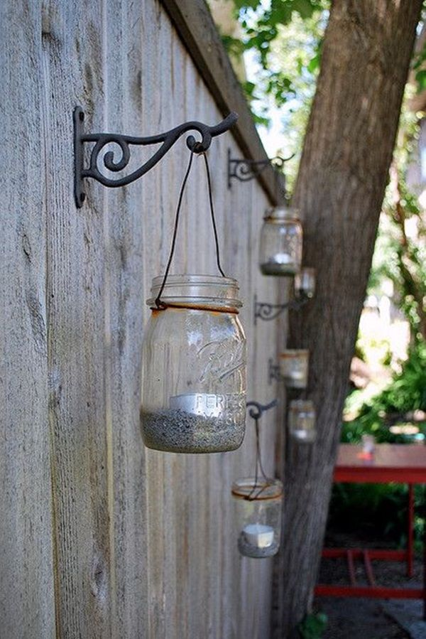 25 Best Ideas About Fence Decorations On Pinterest Privacy