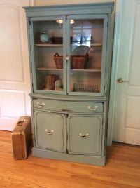17 Best ideas about Small China Cabinet on Pinterest ...