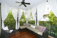 18 best images about Screened Porch Curtain Ideas on ...