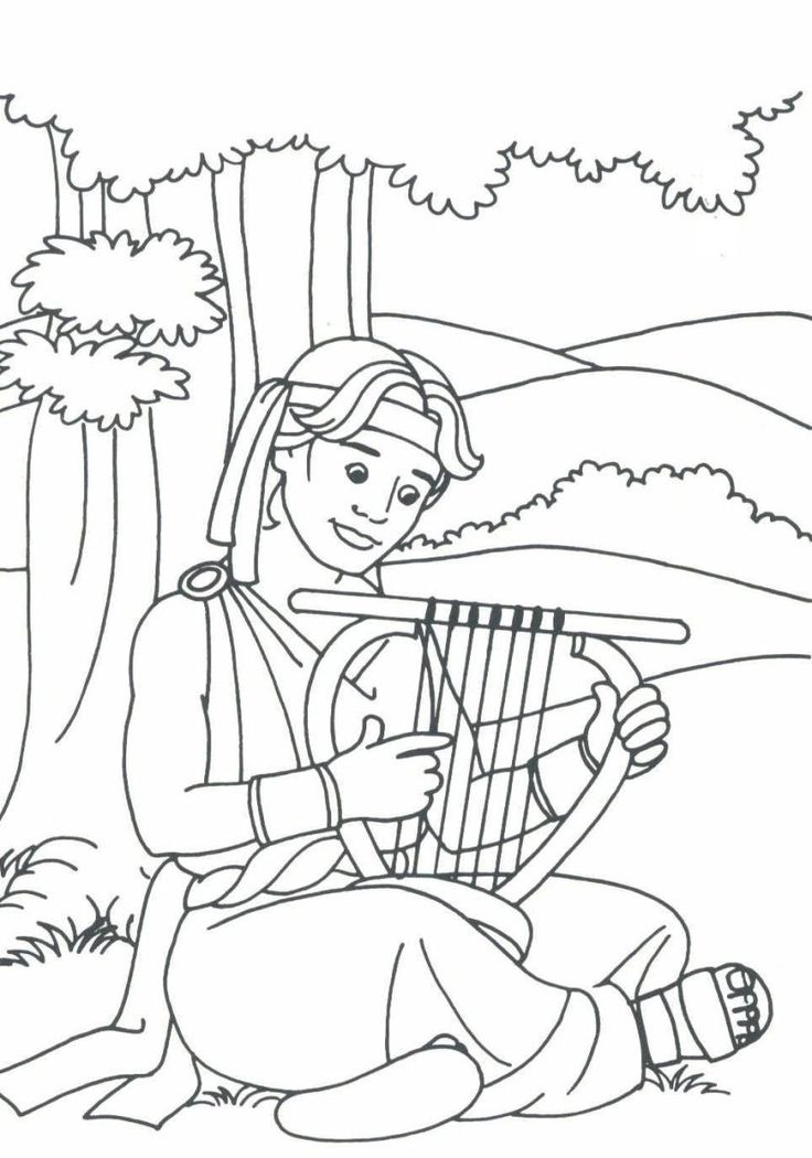 2043 best images about Bible Colouring Pages on Pinterest