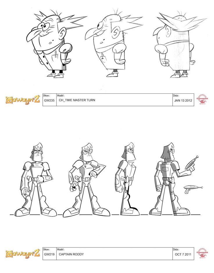 1000+ images about Model Sheets on Pinterest