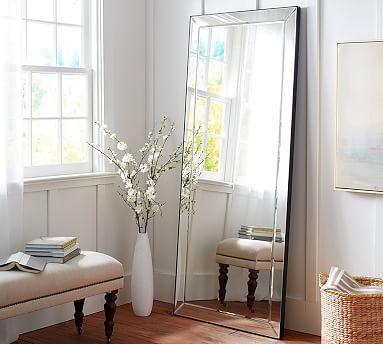 25 best ideas about Floor Length Mirrors on Pinterest