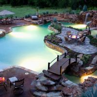 Backyard Landscaping Design Ideas | Awesome, Backyards and ...